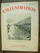 l'illustration 4589 - 14 février 1931  L'ARMEE DE LA NEIGE / LA REVUE DES 600 SK