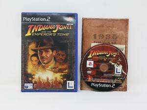 Indiana Jones & the Emperor's Tomb (Sony PlayStation 2, 2003)