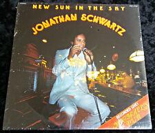 Jonathan Schwartz New Sun in the Sky Sealed LP EPM1-151627 LIVE Michael's Pub NY