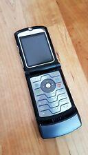 Motorola RAZR V3i in metal-grau( defekt )