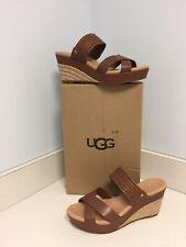 Ugg Adriana Platform Wedge Heel Sandals Size 10M *NEW