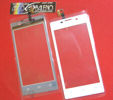VETRO+TOUCH SCREEN per NGM DYNAMIC STYLO DISPLAY VETRINO COVER RICAMBIO BIANCO