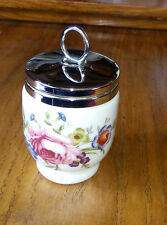 "Standard size Royal Worcester egg coddler ""  Bournemouth """