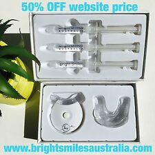 TEETH WHITENING KIT Hi Enjoy your Pearly White Smile Bright Smiles Australia