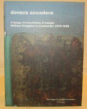ARTE PITTURA - Doveva accadere WILLIAM CONGDON in Lombardia - Terra Ferma 2000
