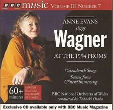 BBC Music - Vol.3 No.7 / Anne Evans sings Wagner at the 1994 Proms