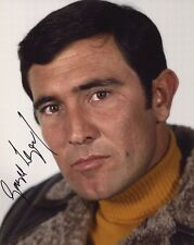 Incredible GEORGE LAZENBY Close-up Signed Photo - JAMES BOND