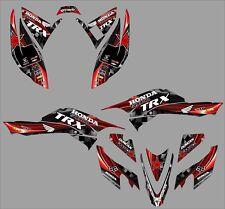 Fits Honda TRX 400 08-13 graphic kit stickers trx400 2009 to 2013 decals kit
