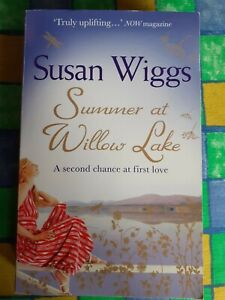 Summer At Willow Lake By Susan wiggs Paperback