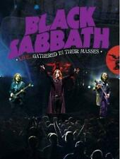 BLACK SABBATH: LIVE... GATHERED IN THEIR MASSES NEW DVD