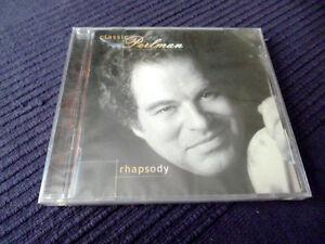 CD Itzhak Perlman Rhapsody Yo Ma Ozawa John Williams Bolet Barenboim SEALED