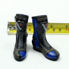 TB87-03 1/6 Scale ZCWO Shimei Biker Girl - Female Boots w/ feet