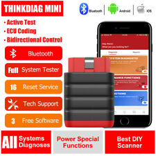 THINKDIAG OBD2 Bluetooth Full-System Diagnostic Scanner Tool Car Code Reader