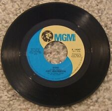"""Northern Soul 45 RPM By Joey Heatherton, """"Gone"""" on Mgm"""