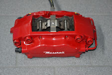 Maserati M139 Quattroporte Bremssattel 4 Kolben hinten rechts