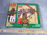 GI JOE ACTION SOLDIER 40th Anniversary Combat Field Pack Weaponry Black Hair NIB