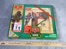 GI JOE ACTION SOLDIER 40th Anniversary Combat Field Pack Weaponry Black Hair NIB
