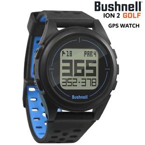 GPS Golf Uhr Bushnell Neo Ion 2 Bluetooth Vorgeladen Kurse 2021