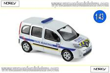 Renault Kangoo 2013 Police Municipale Yellow & BlueNOREV - NO 511324 - 1/43