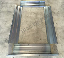 TRAILER PANEL KIT 2400x1200x320mm MILD STEEL! PERFECT FOR YOUR NEXT DIY PROJECT