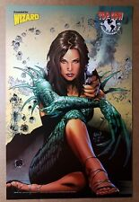 Witchblade Top Cow Comic Poster by Greg Land