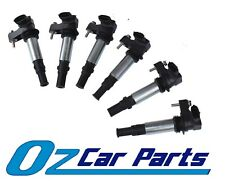HOLDEN COMMODORE VZ WL COIL V6 COIL PACK 3.6L VZ V6 IGNITION COIL FULL SET X6