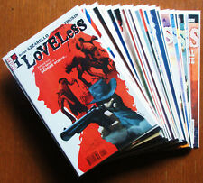 LOVELESS ~ Complete DC Comic Series #1-24 NM/MT Azzarello Western Mature Readers
