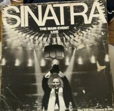 FRANK SINATRA The Main Event (Live) LP RECORD VINYL
