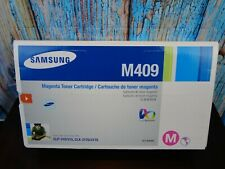 OEM Authentic CLTM409SXAA SAMSUNG CLP-315 TONER CARTRIDGE MAGENTA FREE Ship!