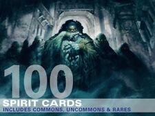 100X Spirit Cards (Includes Rares!) MTG Magic -100 Card Lot Collection Deck-