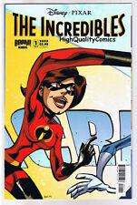 The INCREDIBLES #1, NM, Dash, Mirage, Movie, Syn, 2009, (b) Super Kids