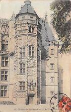 BF3842 chateau de meillant cher france