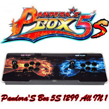 Pandora Box 5S - 1299 in 1 Built in Arcade Bartop - NEW 2018 Games Console - HD