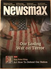 Newsmax Magazine March 2015 Our Losing War On Terror ISIS Veterans NO LABEL