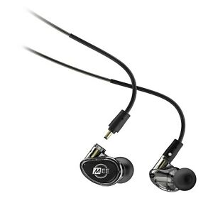 MEE Professional MX4 PRO Customizable Noise-Isolating Universal-Fit Modular IEM