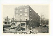 Hotel Kingmyer—Morristown TN Vintage PC ca. 1940s