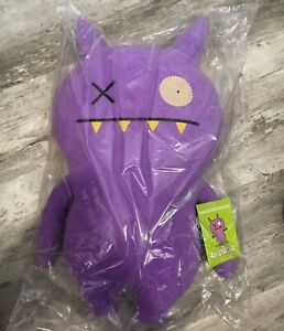 Rare UglyDoll 2 Foot JUMBO Size Handsome Panther David Horvath
