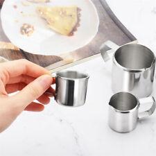 Coffeeware Durable Cup Cream Frothing Coffee Latte Stainless Steel Milk Jug