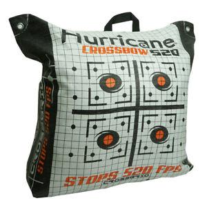 "New BLOCK Targets Hurricane H21 22"" Crossbow Archery Bag Target Orange"