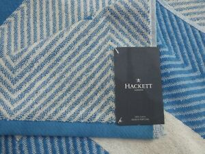 Hackett London Bath Sheet / Beach Towel 70cm x 130cm