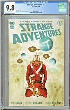 Strange Adventures #2 CGC 9.8 1st First Print Cover Mitch Gerards DC Black Label