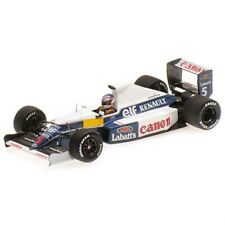 Minichamps F1 Williams Renault FW13B Nigel Mansell 1/43 Test Session