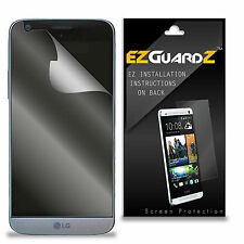1X Ezguardz Lcd Screen Protector Cover Shield Hd 1X For Lg G5 (Ultra Clear)