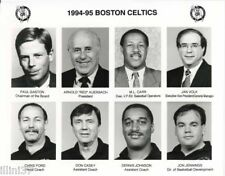 1994-95 BOSTON CELTICS 8X10 TEAM 3 PHOTO SET