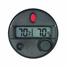 Quality Importers - HygroSet III Adjustable Hygrometer - Front Mount