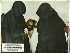 Bud Spencer face close up The Two Missionaries 1974 original movie photo 16908