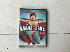 Nacho Libre DVD Jack Black Comedy Movie