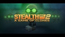 Stealth Inc 2 A Game Of Clones Region Free Steam PC Key Fast Delivery