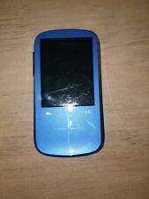 SanDisk Sansa Fuze Blue 4 GB MP3 Media Player FM Radio