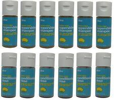 Bliss Lemon & Sage Shampoo & Conditioner lot of 12 (6 of each) 1oz Bottles